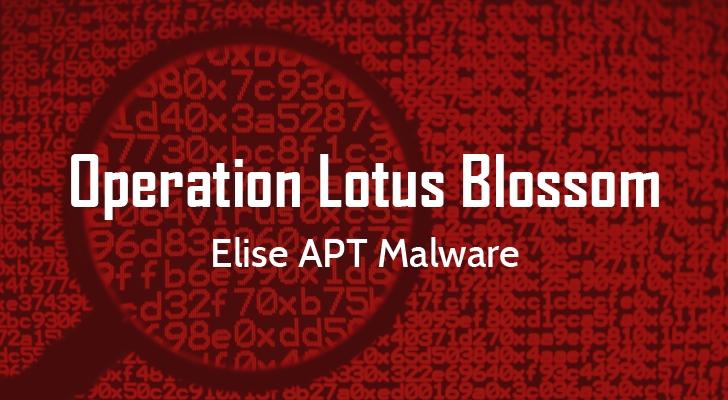elise-malware-apt