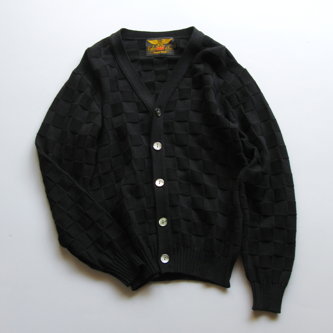 "Outer:CALEE ""Cotton knit cardigan"" Price:25,920yen"
