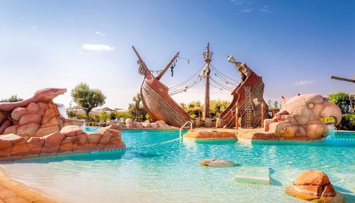 Le Vizir Center Park & Resort Maroko