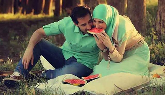 Ya Allah Jika Aku Jatuh Cinta, Jatuhkanlah Pada Lelaki Yang Kau Cintai Dan Mencintaiku