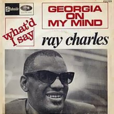 Georgia on my mind. Ray Charles