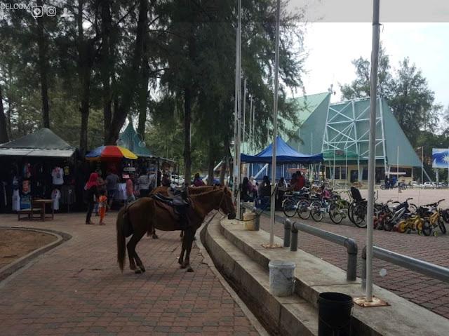 Percutian Ke Port Dickson  Pantai Teluk kemang - Cuti Cuti Malaysia