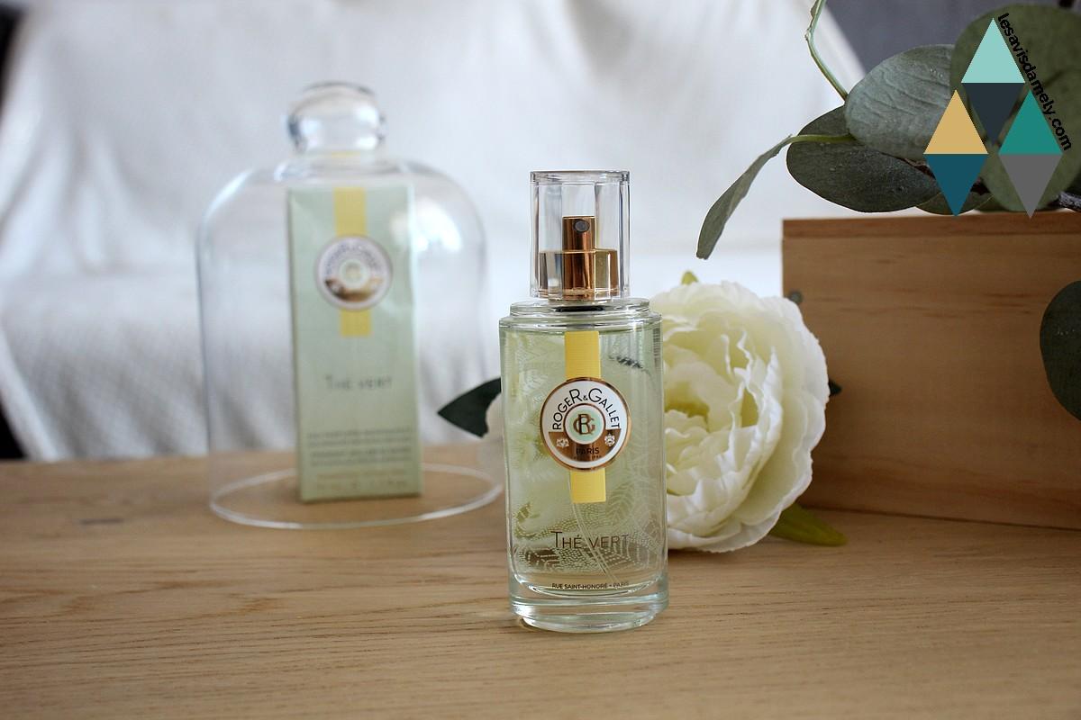 revue beauté rituel beauté relaxant parfum bienfaisant roger et gallet