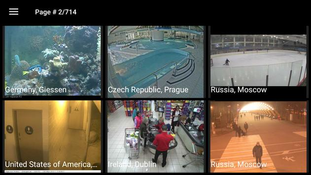 Aplikasi Live Camera World IP CCTV