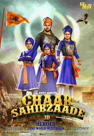 Om Puri movie Box Office Records made by Chaar Sahibzaade Number of screens 200 screens, Lifetime nett gross (India) 70 Crore, Highest gross, Chaar Sahibzaade is Top Rank on MT WIKI List of highest-grossing Indian animated Punjabi films