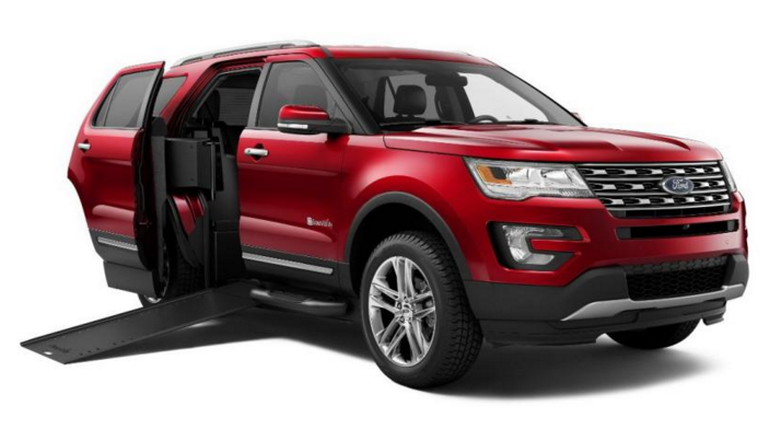 2018 ford explorer redesign - Ford Explorer 2018