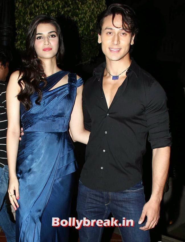 Tiger Shroff and Kriti Sanon, Celebs Sizzle in Ramp at Charity Fashion Show of Smile Foundation