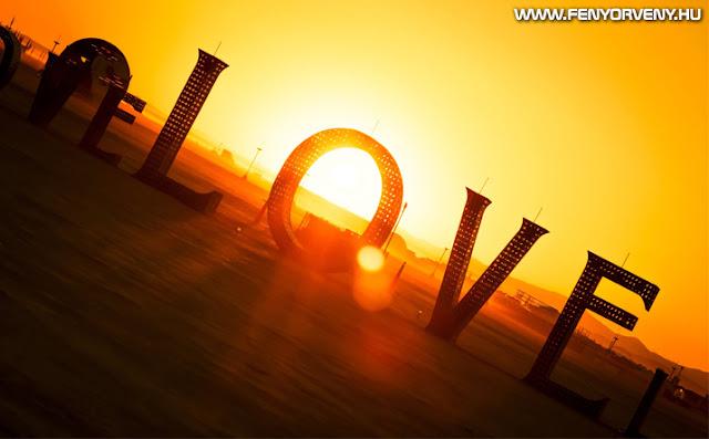 A szeretet a legnagyobb boldogság