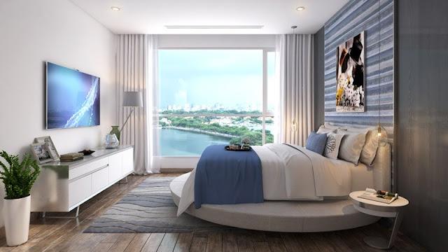 Tầm view thoáng mát khi mua căn hộ Vinhomes Giảng Võ