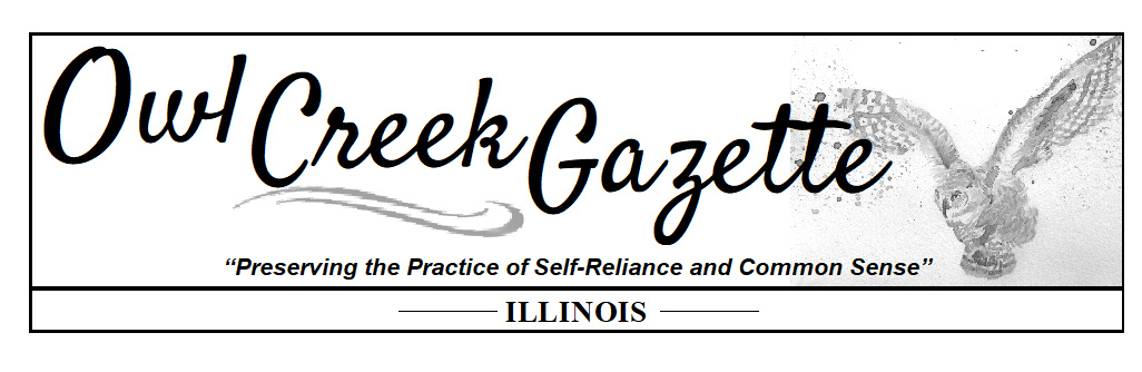 Owl Creek Gazette - Illinois