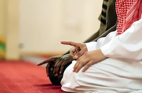 shalat sufi