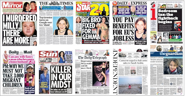 front pages jan 28