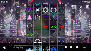 Download Avee Player Pro New + Free 50 Templates Visualizer