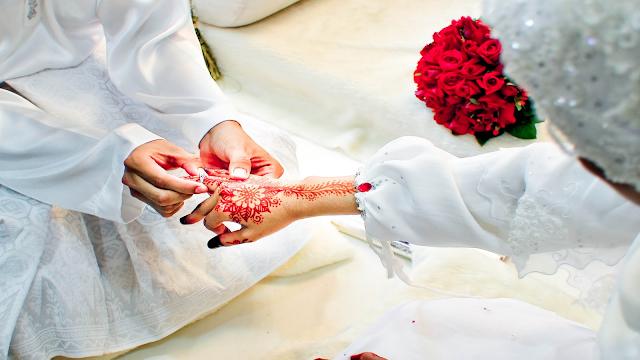 mahar cincin pernikahan