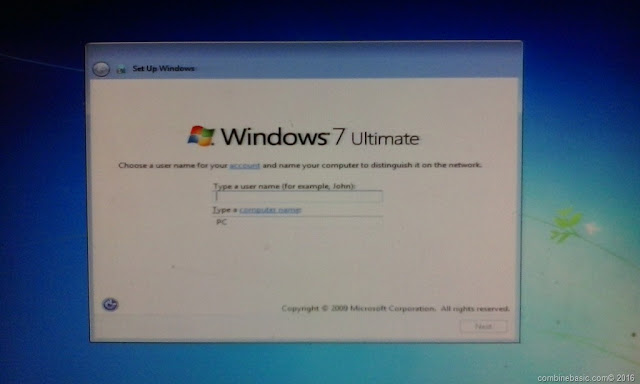 Win7Installation