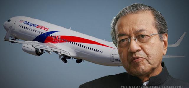 MAS-Mahathir-Jahanam
