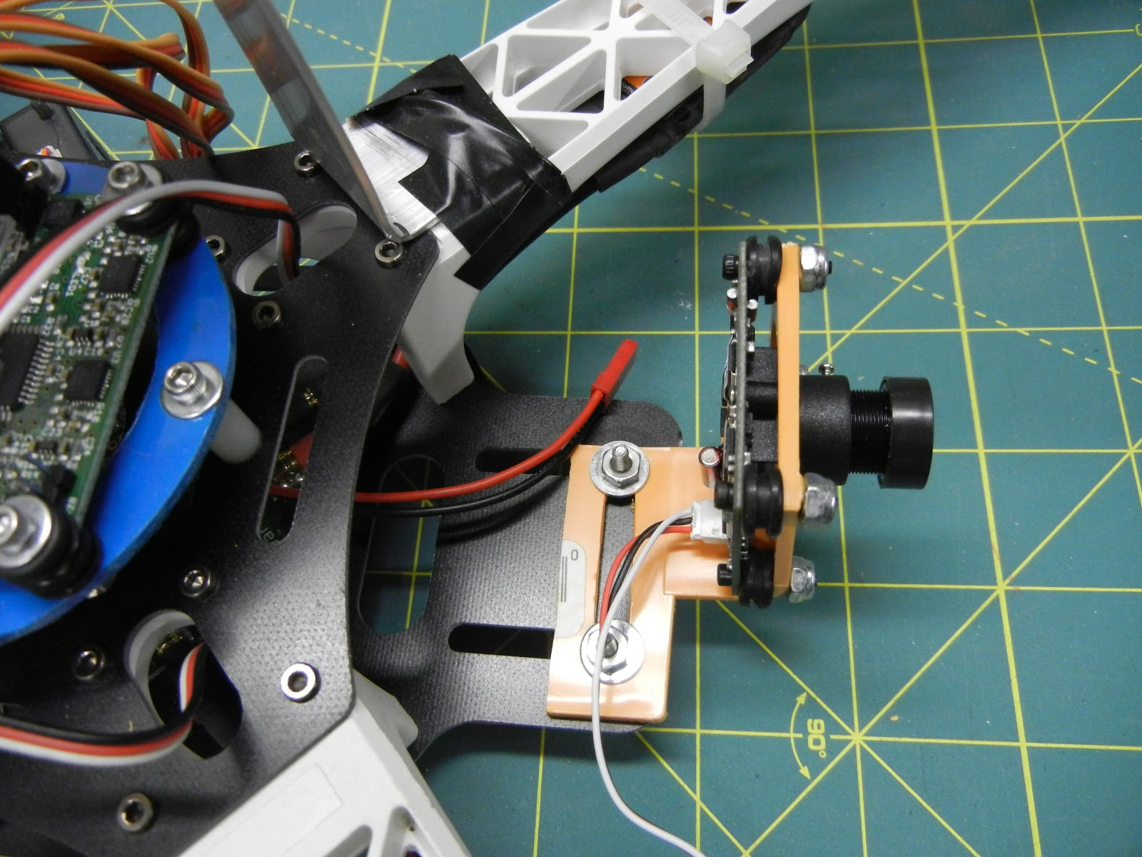 Buildin Projects FPV Goes Live