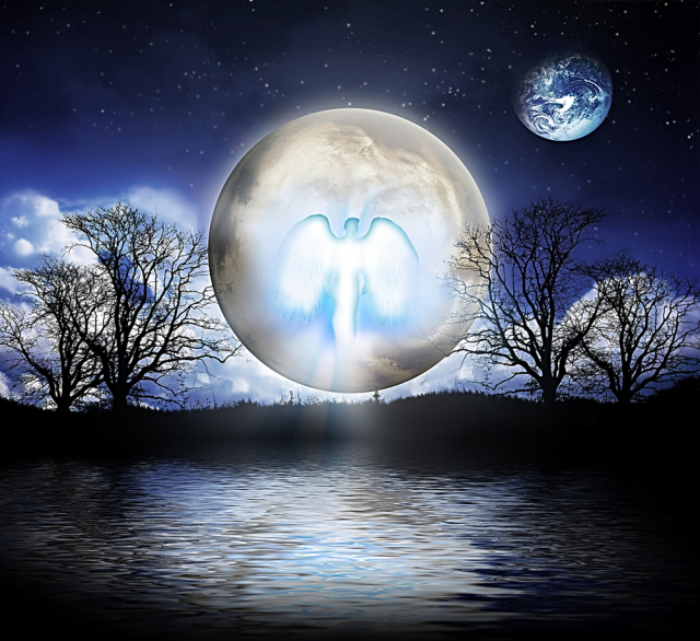 Ngeles amor rituales para la luna llena recopilacion for Que luna tenemos hoy