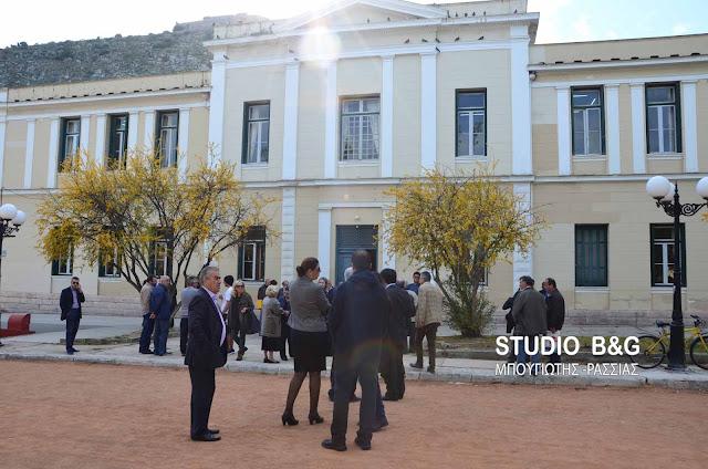 Δυο μέρες απείχαν από τα καθήκοντά τους οι δικηγόροι του Ναυπλίου για την δολοφονία του Μιχάλη Ζαφειρόπουλου