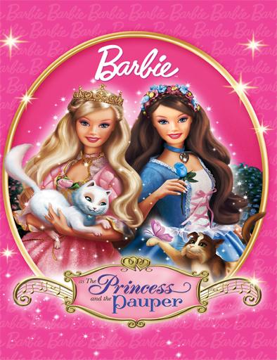 Ver Barbie en la princesa y la costurera (2004) Online