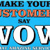 5 proven ways to consistently give amazing service By:Roy Osing