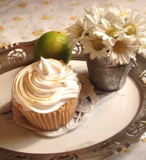 Cupcake-de-limón