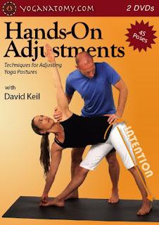 A Great DVD On Yoga Adjustments By David Keil -