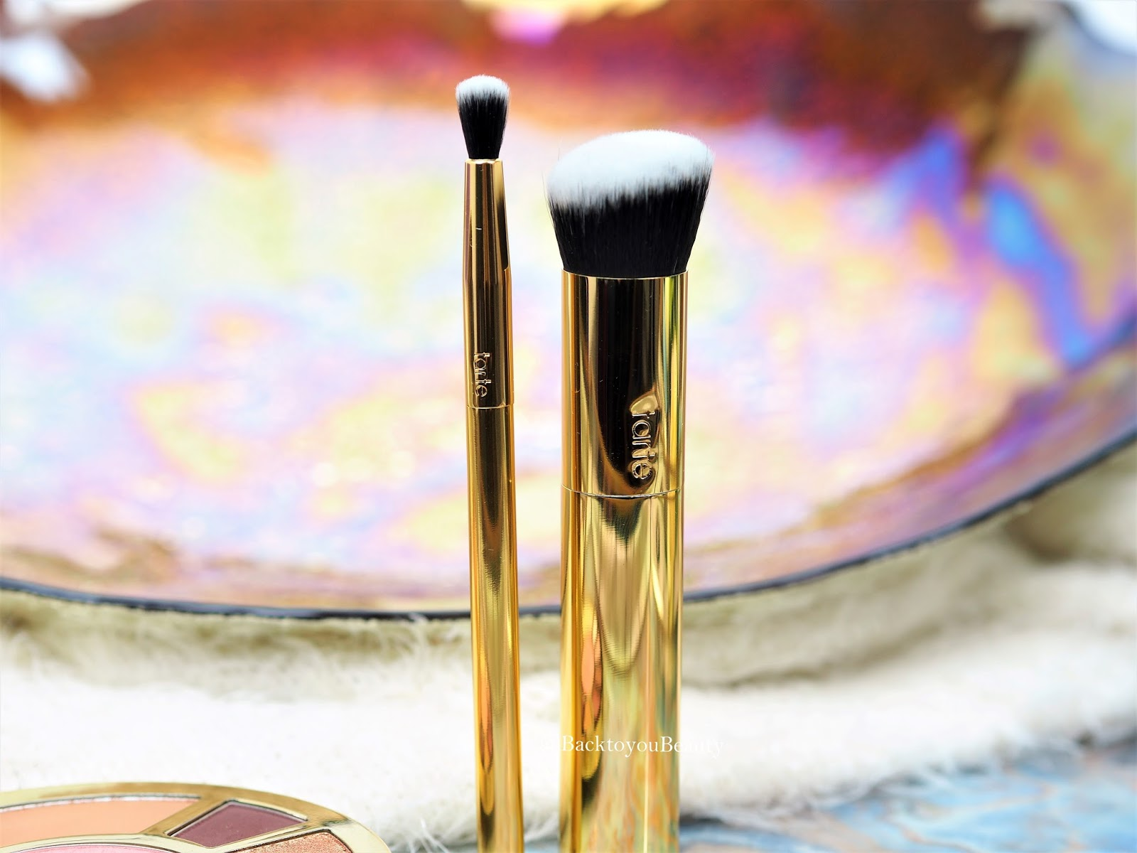 Tarte Make Up Brushes