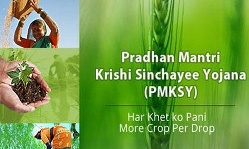 Kerala PSC - Pradhan Mantri Krishi Sinchai Yojana
