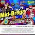 CD (MIXADO) MID BREGA ( COMANDO ARREBENTÃO )