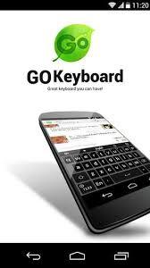 go keyboard lite