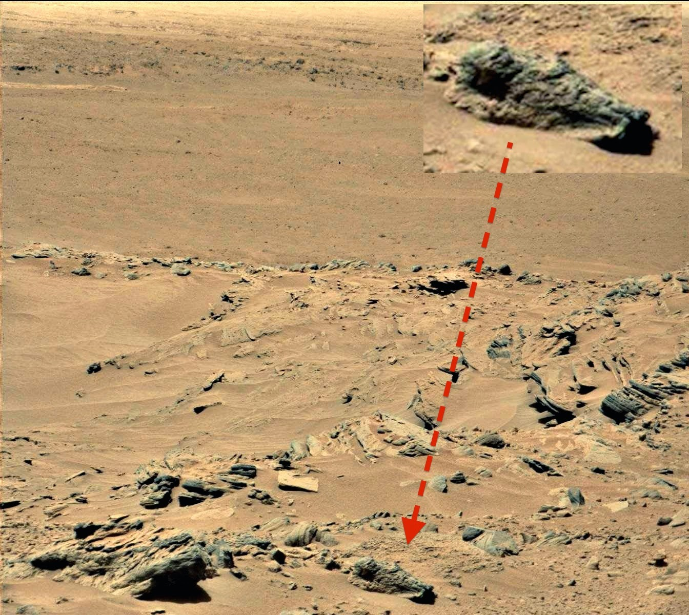 mars rover crash - photo #45