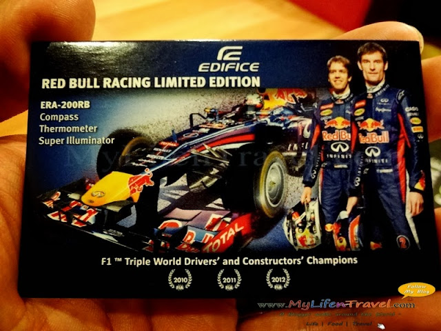 Red Bull Racing Limited Edition
