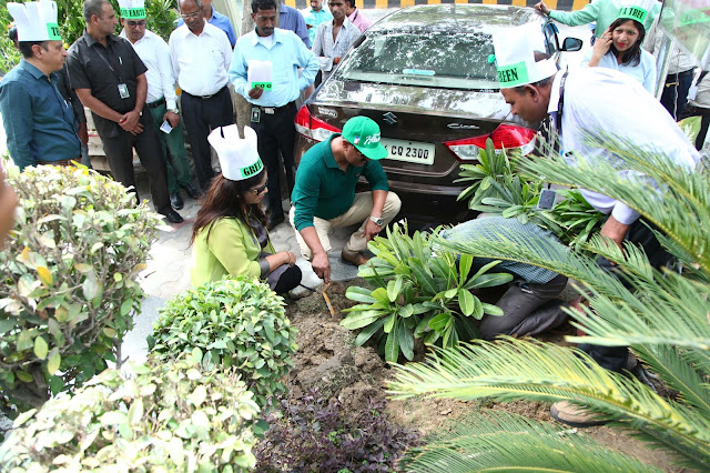 Gaursons Group Observed World Environment Day