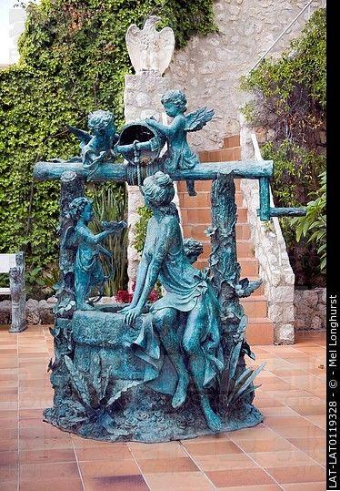 Vila Medieval Na França