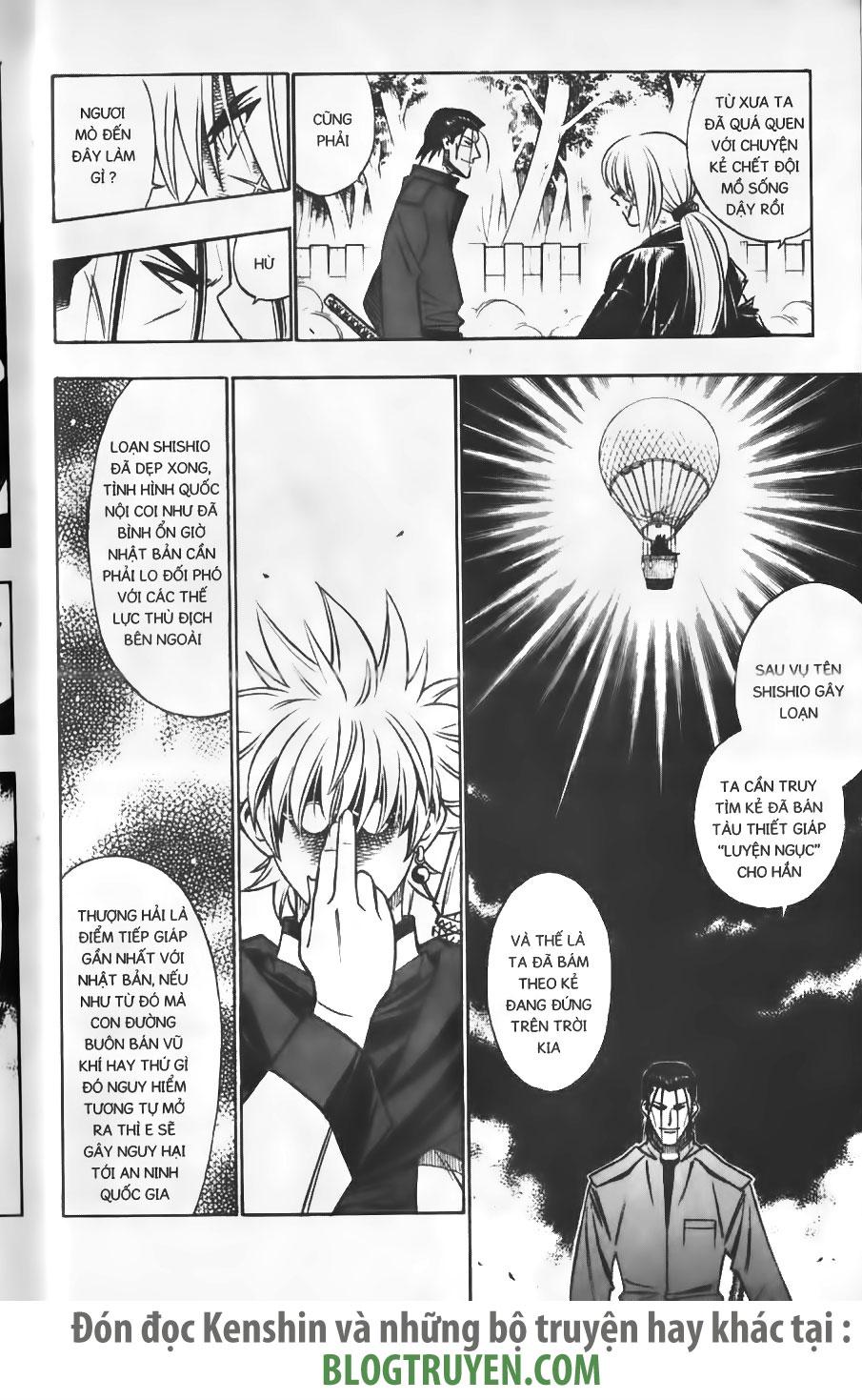 Rurouni Kenshin chap 197 trang 13