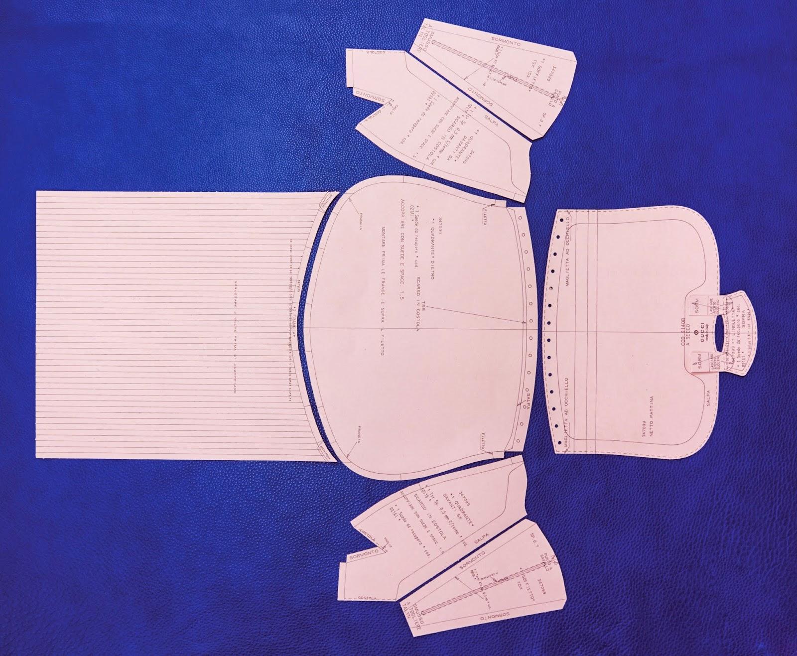 Spotlight On: The Making of the Gucci Noveau Fringe Bag