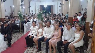 Paróquia de Cuité abre inscrições para o casamento coletivo 2016