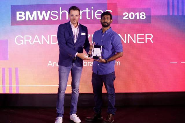 BMW Shorties 2018 Grand Prize WInner