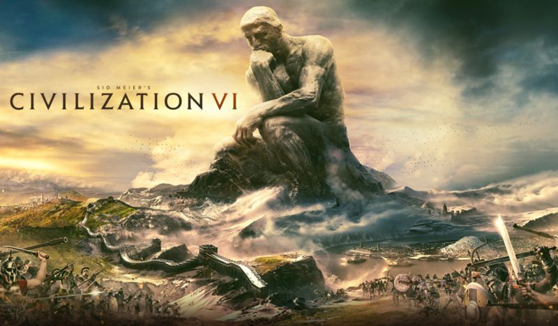 10 Best Strategy Games for PC, Gaming, Gaming Tips and Tricks, Civilization VI