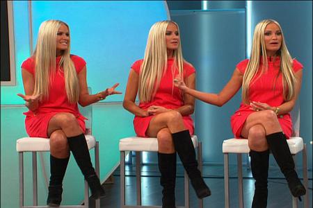 Triplet lesbians