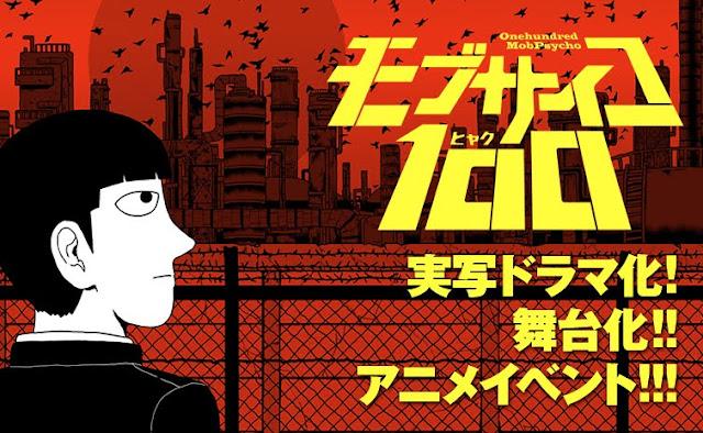 """""""Mob Psycho 100"""" Manga Ends"""