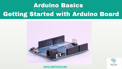 getting started with arduino board how to use