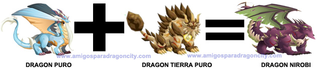 como sacar el dragon nirobi en dragon city 2