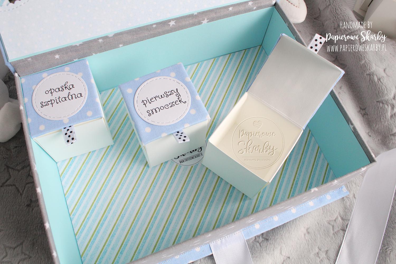 scrapbooking handmade hand made rękodzieło ręcznie wykonany pudełko wspomnień szatułka memory box pudełko pamięci pamiątka narodzin chrztu roczku roczek dziecka chrzest święty narodziny niemowlę dla niemowlaka prezent dla dziecka rodziców mamy taty ciąża ciążowy baby shower pierwszy rok życia pierwszy ząbek pierwszy loczek pudełko na skarby dzieciństwo z dzieciństwa niemowlęctwa niemowlak dla niemowlaka pudełko na zdjęcia pierwszy prezent pierwsza wizyta do przechowywania pamiątek metryczka metryka bawełna bawełniane dla dziecka dla chłopca chłopczyka dziewczynki córeczki syna synka córki córka syn wnuka wnuczki od matki chrzestnej ojca chrzestnego baby keepsake box kapsuła czasu personalizacja personalizowane z imieniem imię personalized