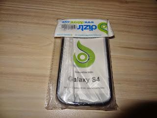 Diztronic matte black TPU case for Samsung Galaxy S4