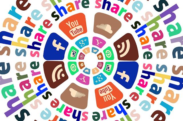 Cara Membuat Wigdet Icon Sosial Media Keren Dan Simple - Mywapblog