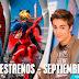 Estrenos del mes de Septiembre 2016 en Disney Channel