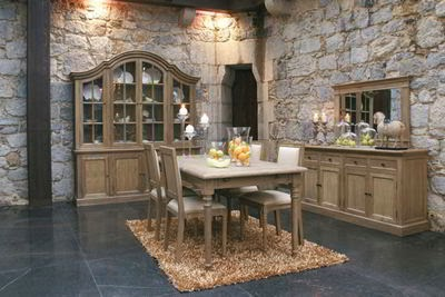 C mo elegir muebles modernos r sticos baratos de madera de todo tipo decoraci n de - Muebles rusticos modernos ...