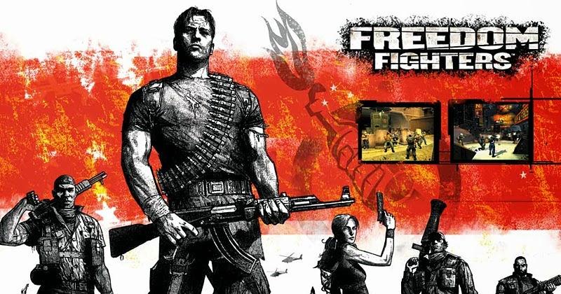 تحميل لعبة freedom fighters 3